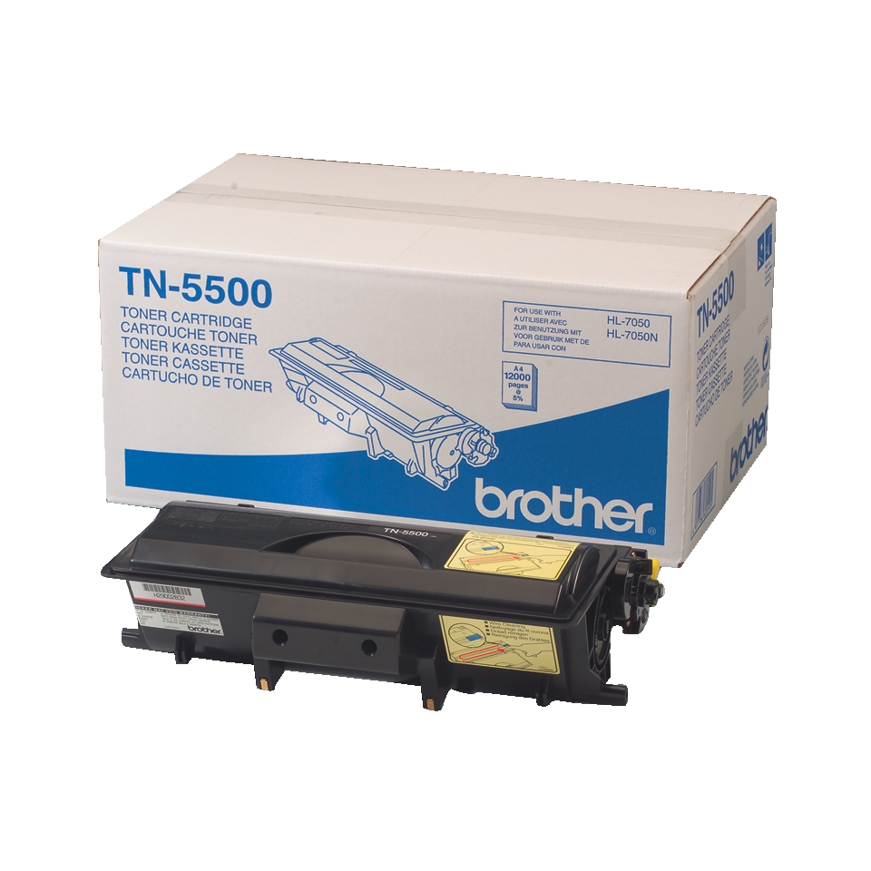 Консуматив Brother TN-5500 Toner Cartridge  SN: TN5500