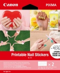 Хартия Canon Printable Nailstickers NL-101 (2 sheets)  SN: 3203C002AA