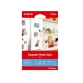 Хартия Canon Magnetic Photo Paper MG-101, 10x15 cm, 5 sheets  SN: 3634C002AA