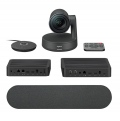 Камера Logitech Rally Ultra-HD ConferenceCam - Black  SN: 960-001218