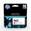 Консуматив HP 963 Magenta Original Ink Cartridge  SN: 3JA24AE