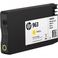 Консуматив HP 963 Yellow Original Ink Cartridge  SN: 3JA25AE