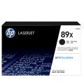 Консуматив HP 89X Black LaserJet Toner Cartridge  SN: CF289X