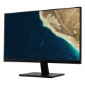 Монитор Acer V227Qbi (21.5'') IPS LED,  ZeroFrame,  Anti-Glare, 4ms, 100M:1, 250 cd/m2, 1920x1080 FullHD, 75Hz, VGA, HDMI, EURO/UK EMEA TCO Black Acer EcoDisplay  SN: UM.WV7EE.001