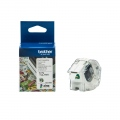 Консуматив Brother Continuous Paper Tape (Full colour, Ink-free 12mm)  SN: CZ1002