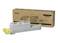 Консуматив Xerox WC7142 St. Yellow cartrige  SN: 106R01310