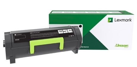 Консуматив Lexmark C2320K0 Black Return Programme Toner Cartridge 1,000 pages  SN: C2320K0