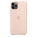 Калъф Apple iPhone 11 Pro Silicone Case - Pink Sand  SN: MWYM2ZM/A