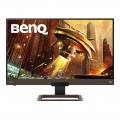 "Монитор BenQ EX2780Q, 27"", IPS, HDRi, 144Hz, 5ms, 2560x1440 2K, Black eQualizer, Color Vibrance, FreeSync, Flicker-free, B.I.+, Smart focus, Super Resol., 95% DCI-P3, 1000:1, 20M:1, 10 bit, 350 cd/m2, 2xHDMI, DP, USB Type-C, Speakers, Remote, Metallic Grey  SN: 9H.LJ8LA.TBE"