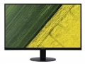 "Монитор Acer SA240YBbmipux, 23.8"", IPS, ZeroFrame, AG, Ultra-thin, FreeSync, 1ms, 75hz, 1920x1080 FHD, Flicker-Less, Blue Light Filter, 100M:1 DCR, 250 cd/m2, DP, HDMI, USB TypeC 15W (for Video input), Audio Out, Speakers 2x2W, Tilt, 2Y warranty, Black  SN: UM.QS0EE.B01"