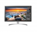 "Монитор LG 27UL850-W, 27"" Wide LED, IPS Panel Anti-Glare, sRGB 99%, Cinema Screen, 5ms, 1000:1, Mega DFC, 350 cd/m2, 3840x2160, MAXX Audio 5W x 2,  USB type-C, HDMI, DisplayPort, FreeSync, Headphone out, Tilt, Height (Range), Pivot, Black  SN: 27UL850-W"