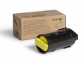 Консуматив Xerox Yellow Extra High Capacity Toner Cartrige, VersaLink C605 (16 800 pages)  SN: 106R03938