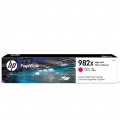 Консуматив HP 982X High Yield Magenta Original PageWide Cartridge  SN: T0B28A