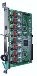 Panasonic KX-TDA0180XJ -  8-Port Analogue Trunk Card