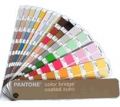 PANTONE Color Bridge Guide Coated EURO; Product number: GGE 201