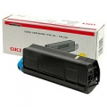 Консуматив Colour Printers TONER C51/52/53/54 - Y (Yellow)  5K pages Part No.42127405