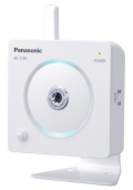 Panasonic BL-C20CE Wireless IP Home Network Camera, 10 x digital zoom
