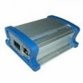 VERINT S1950e-T Highly compact Ethernet Video Server with 1 audio input; 12V DC power supply included
