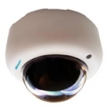 VERINT S2750ePc Fixed Dome IP Camera (PAL), Clear Cover