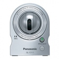 Panasonic BL-C111CE Wireless IP Home Network Camera, 10 x digital zoom, MPEG 4, 1 way audio