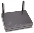 3Com ADSL Wireless 11n Firewall Router (ADSL over ISDN variant)