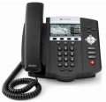 POLYCOM SoundPoint IP 450 3-line IP phone with HD Voice. Ships with 24V 0.5A universal power adapter with Continental Europe power plug. -PC2200-12450-122