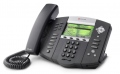 POLYCOM SoundPoint IP 670 6-line color display IP phone with HD Voice. Ship with 48V 0.4A universal power adapter with Continental Europe power plug. PC2200-12670-122