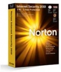 NORTON INTERNET SECURITY 2010 SE 1 USER RET - 20044667