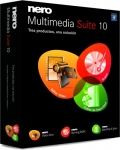 Nero Multimedia Suite 10 /Box EMEA-10010000/928
