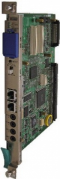 Panasonic KX-TDE0110XJ DSP16 Card (built in 4 IP trunks & 8 IP PT license