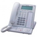 Panasonic KX-NT136X IP Propriatory Telephone with 6 line Display, Speakerphone, 24CO keys