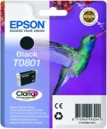 Black Point BPE T0801 - T080140 - Epson Stylus Photo R265, R285, R360, RX560, RX585, RX685