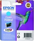 Black Point BPE T0802 - T080240 - Epson Stylus Photo R265, R285, R360, RX560, RX585, RX685