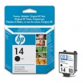 Black Point BPH 14 Bk - C5011 - HP Officejet 7110, 7130, 7140; Officejet D125xi, D135, D145, D155xi; CP1160; DCP 610