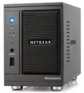 NETGEAR RNDU2120-100PES - ReadyNAS ULTRA 2, 2-bay 2TB storage (1 x 2TB, max 6TB), iSCSI, Intel Atom 1.8GHz single core