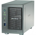 NETGEAR RNDU2220-100PES - ReadyNAS ULTRA 2, 2-bay 4TB storage (2 x 2TB, max 6TB), iSCSI, Intel Atom 1.8GHz single core