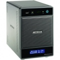 NETGEAR RNDU4220-100PES - ReadyNAS ULTRA 4, 4-bay 4TB storage (2 x 2TB, max 12TB), iSCSI, Intel Atom 1.66GHz single core